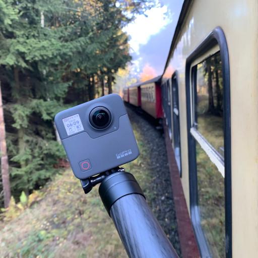 Harzer Schmalspurbahnen ist Unterstützer von RemmyVR (VR Brille für Senioren)